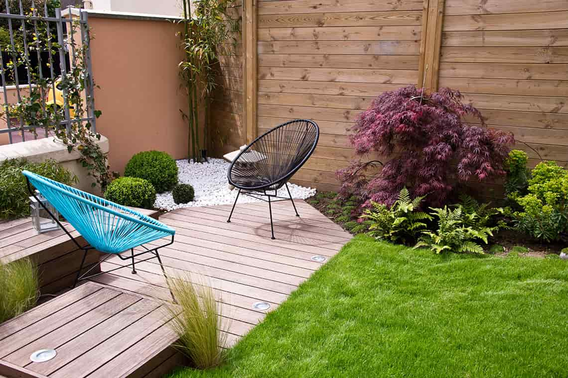 aménager votre petite terrasse