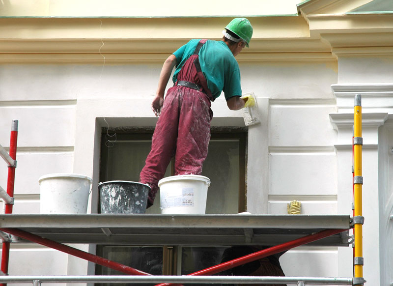 The house painter